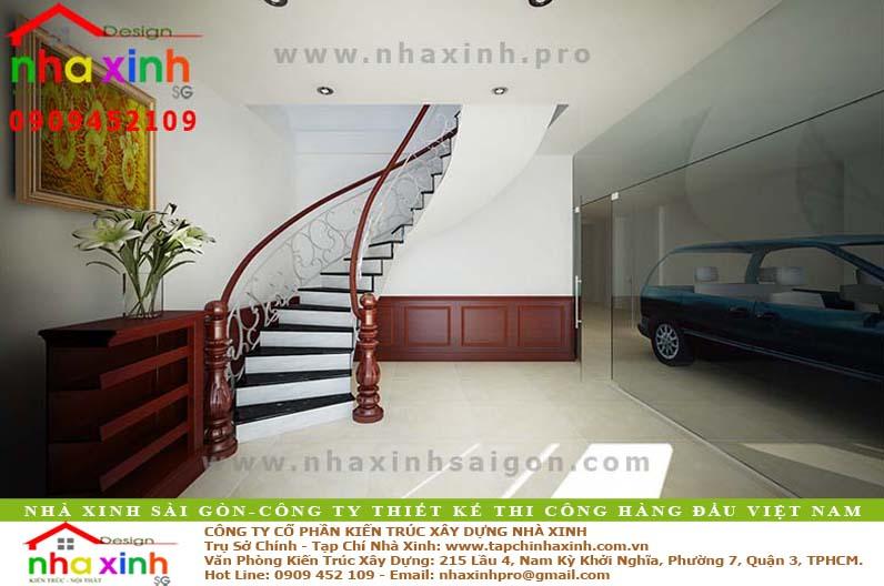 Biệt Thự Đẹp 4 Tầng | Anh Chiện | BT-115 - biet thu dep