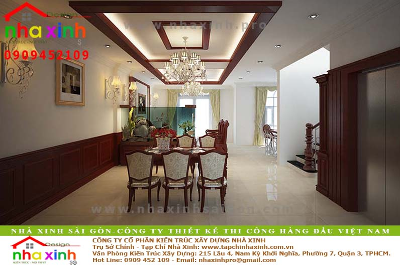 Biệt Thự Đẹp 4 Tầng | Anh Chiện | BT-115 - biet thu co dien