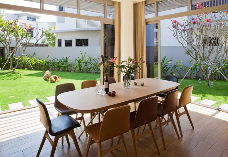 Biệt Thự Vườn Rộng Rãi Thoáng Đãng | BT-159 - mau biet thu vuon hien dai