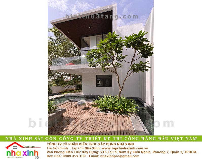 Biệt Thự Vườn Rộng Rãi Thoáng Đãng | BT-159 - biet thu vuon