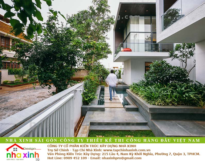 Biệt Thự Vườn Rộng Rãi Thoáng Đãng | BT-159 - biet thu vuon hien dai