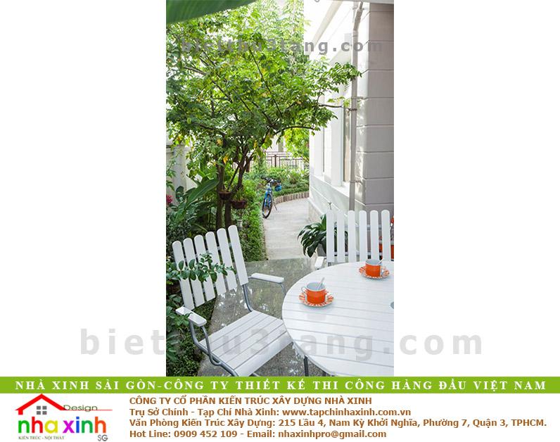 Mẫu Biệt Thự Mỹ Kim Phú Mỹ Hưng | BT-116 - biet thu Phu My Hung