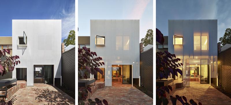 Ấn tượng căn nhà phố hiện đại thiết kế theo phong cách Singapore