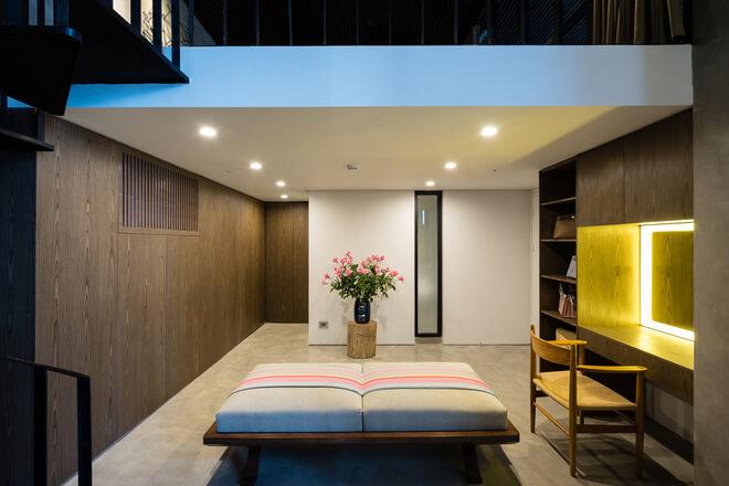 Vẻ đẹp khác lạ trong căn chung cư 'hộp bê tông' ở Hà Nội | NT-134