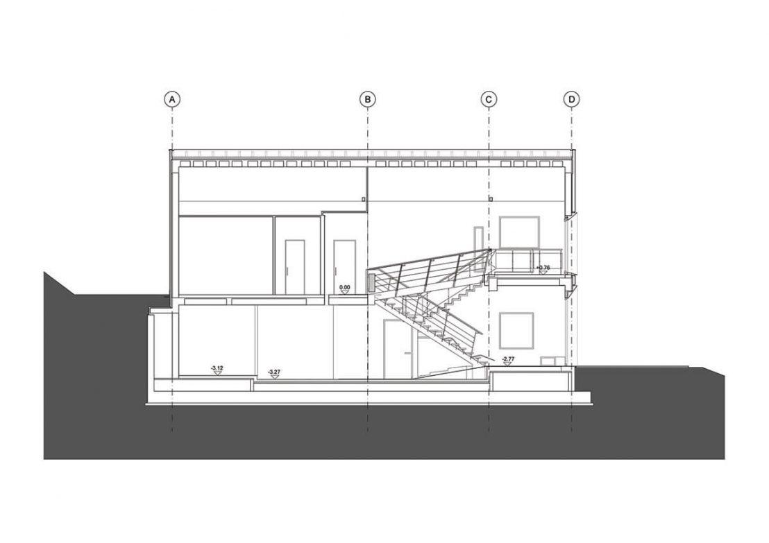 căn nhà được xây bằng đá với khung bê tông (19)