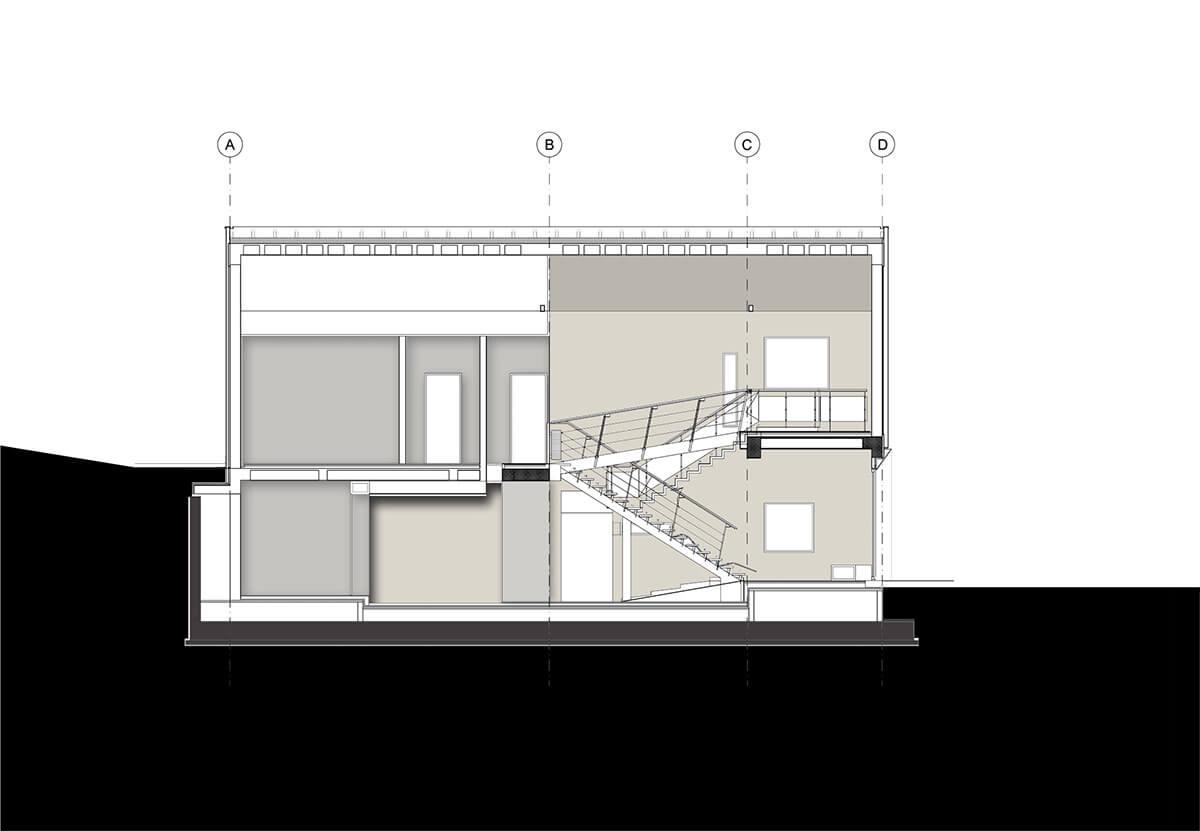 căn nhà được xây bằng đá với khung bê tông (20)