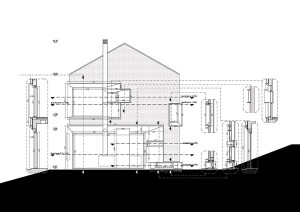 căn nhà được xây bằng đá với khung bê tông (23)