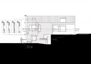 căn nhà được xây bằng đá với khung bê tông (24)