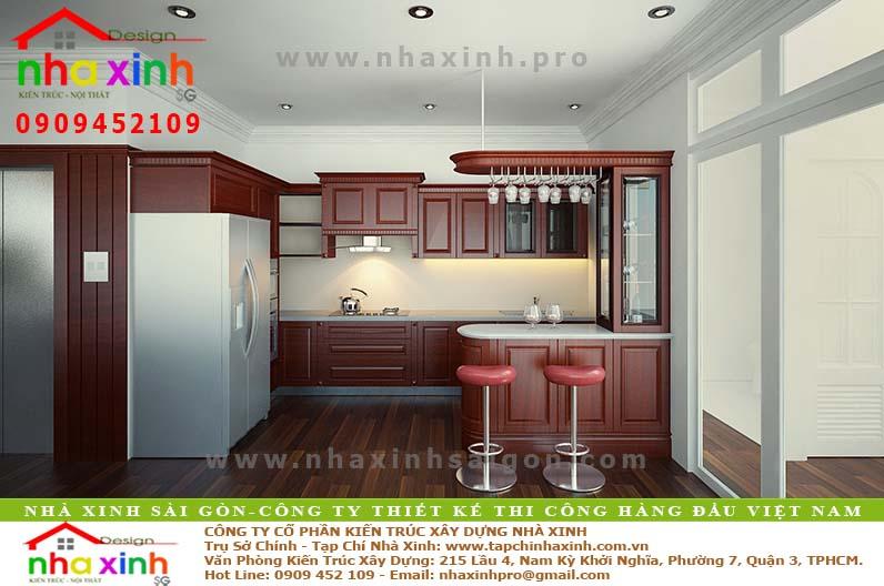 Biệt Thự Đẹp 4 Tầng | Anh Chiện | BT-115 - biet thu dep co dien